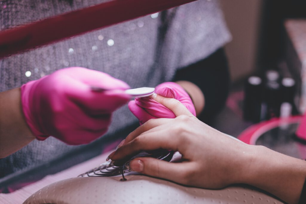 gel nagels